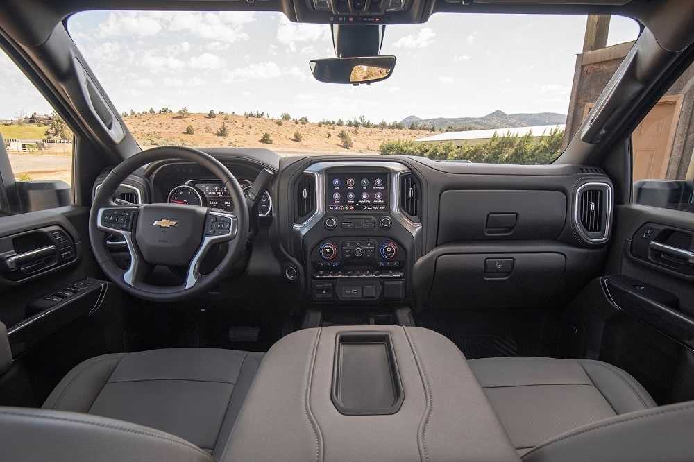 2020 Chevrolet Silverado 2500 HD Duramax Diesel Review Photo Gallery