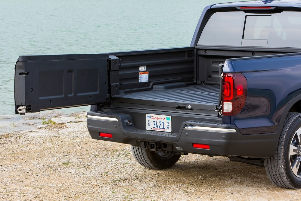 2020 Honda Ridgeline RTL-E Review Photo Gallery