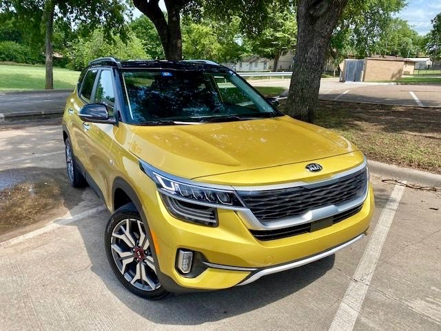 2021 Kia Seltos SX Review