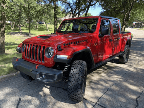 2020 Jeep Gladiator Mojave Review