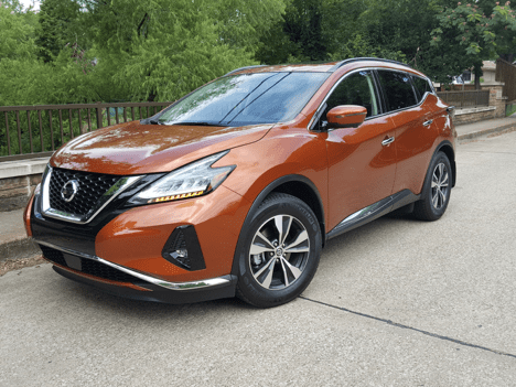 2020 Nissan Murano SV Review