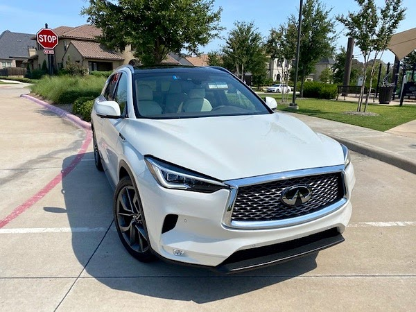 2020 INFINITI QX50 Autograph Edition Review