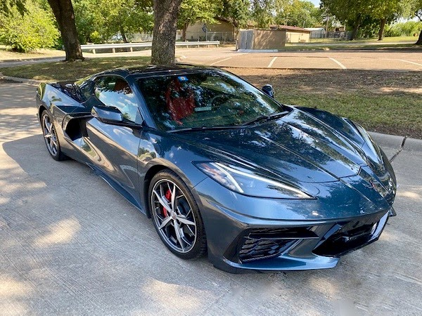 2020 Chevrolet Corvette Stingray Review