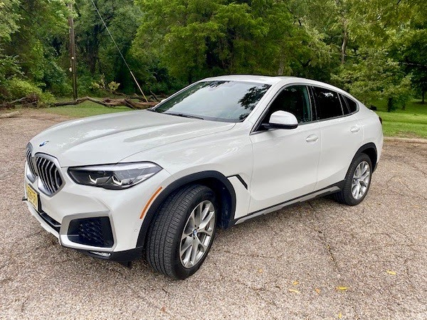 2020 BMW X6 xDrive40i Review