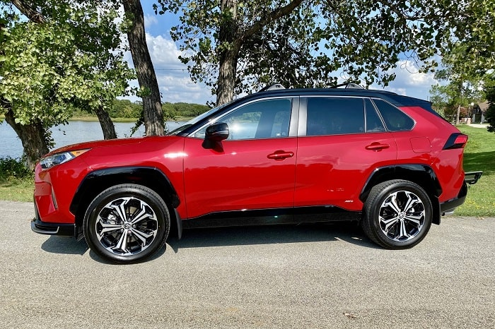 2021 Toyota RAV4 PRIME XSE Review