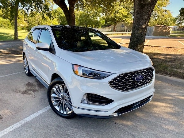 2020 Ford Edge Titanium Review