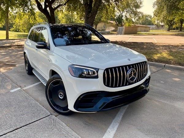 Mercedes-Benz AMG GLS