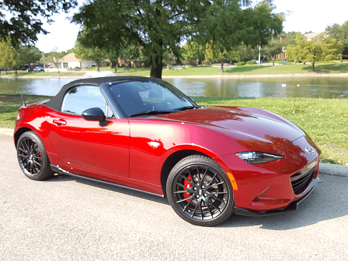 2020 Mazda Miata MX-5 Club Review
