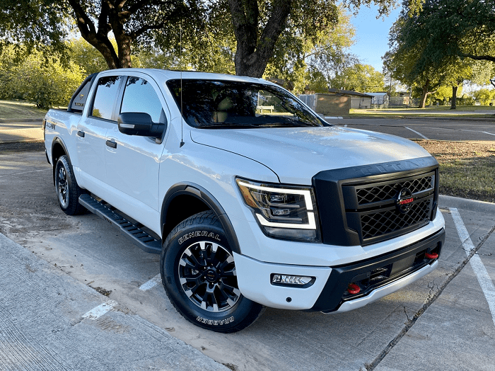 2021 nissan titan pro-4x review | carprousa