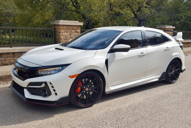 2020 Honda Civic Type R Touring Review