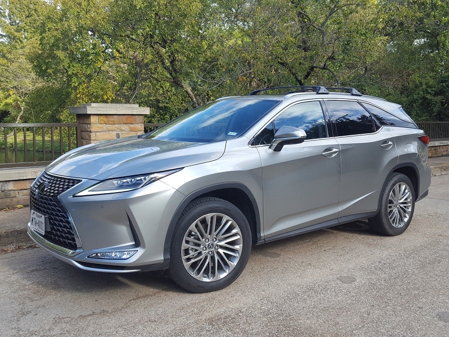 2020 Lexus RX350L Luxury Review