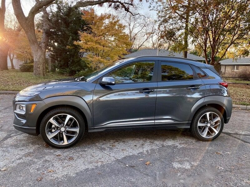 2021 Hyundai Kona Limited AWD Review