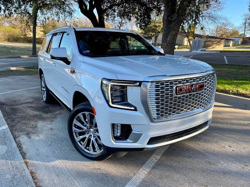 2021 GMC Yukon Denali Review