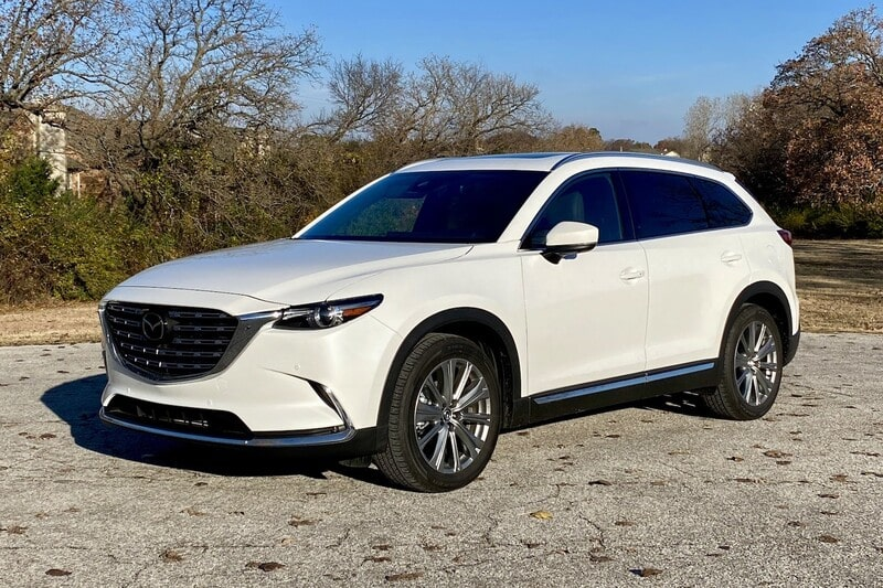 2021 Mazda CX-9 Signature AWD Review