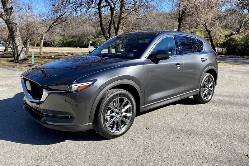 2021 Mazda CX-5 Signature AWD Review