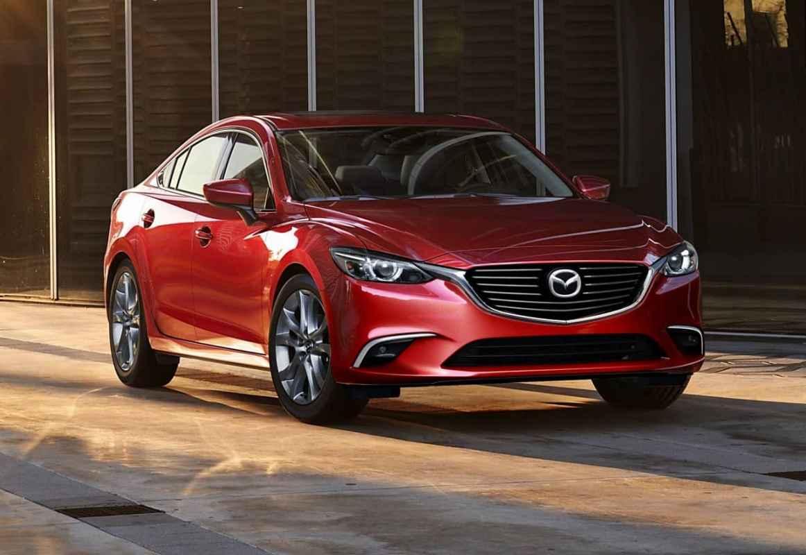 Test Drive 2016 Mazda 6 Grand Touring Carprousa