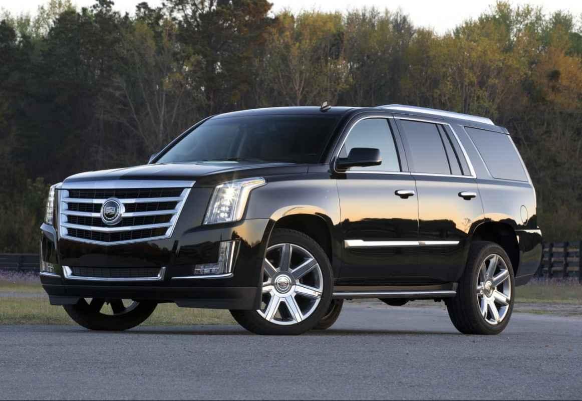Test Drive 2015 Cadillac Escalade Review Carprousa