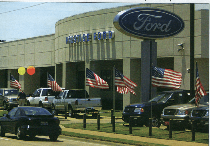 True Stories From A Former Car Dealer #36: Old Glory