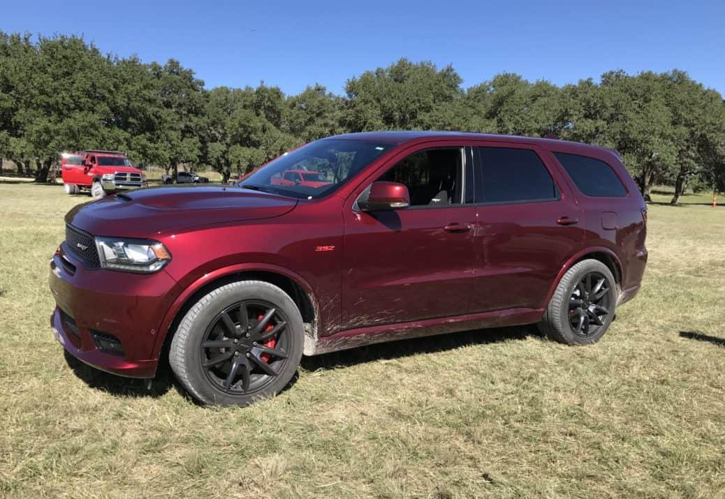 2018 Dodge Durango Srt Drive Modes Carprousa