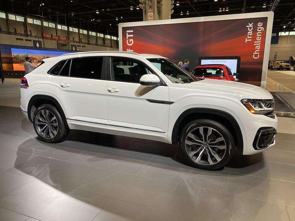 2021 volkswagen atlas features new technology, interior