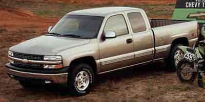 2002 Chevrolet Silverado 1500 Ext Cab 143.5