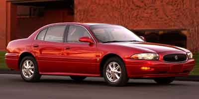 2004 Buick LeSabre Custom, 2842, Photo 1