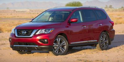 2017 Nissan Pathfinder FWD SL, 11518DA, Photo 1