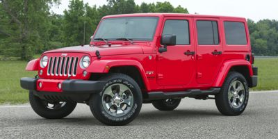 2017 Jeep Wrangler Unlimited , SW75296, Photo 1