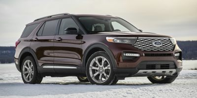 2020 Ford Explorer Limited RWD, 20T011, Photo 1
