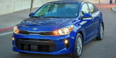 2020 Kia Rio LX IVT, K5164, Photo 1