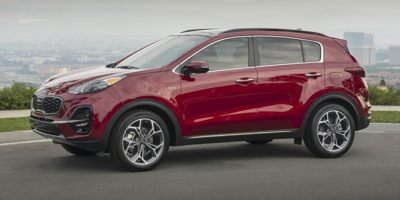 2021 Kia Sportage LX FWD, K5111, Photo 1