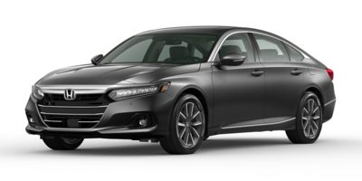 2021 Honda Accord Sedan EX-L 1.5T CVT, MA064642, Photo 1