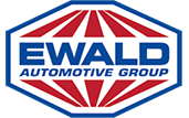 EWALDS HARTFORD FORD Logo