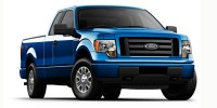 Used, 2012 Ford F-150, Red, D33018-1