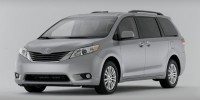 Used, 2014 Toyota Sienna, Silver, 516104-1