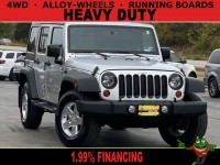 Used, 2012 Jeep Wrangler Unlimited Sport, Gray, 66164K-1