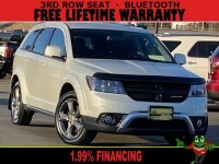 Used, 2016 Dodge Journey Crossroad, White, 66287K-1