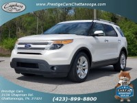 Used, 2014 Ford Explorer Limited, White, P38687-1