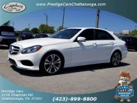 Used, 2016 Mercedes-Benz E 350 E 350 Luxury, White, P37107-1