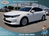 Used, 2018 Kia Optima LX, White, P37864-1