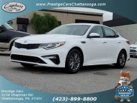 Used, 2019 Kia Optima LX, White, P37887-1